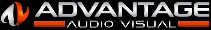 Advantage Audio Visual Logo